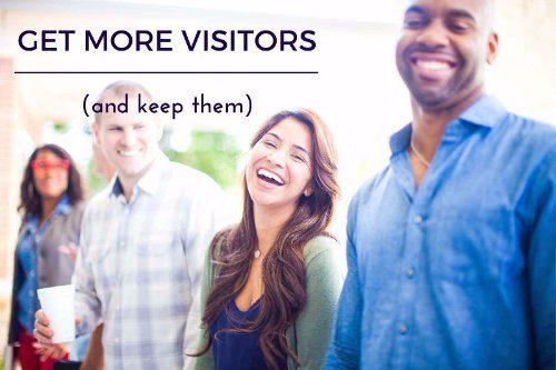 church visitors