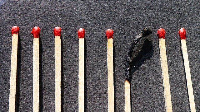 burnout photo